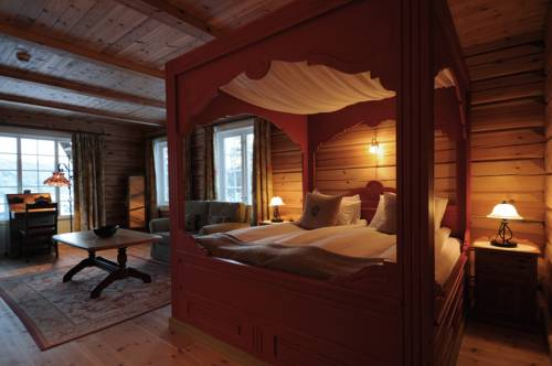 Storfjord hotel un gioiello dei fiordi norvegesi blog - Case norvegesi interni ...