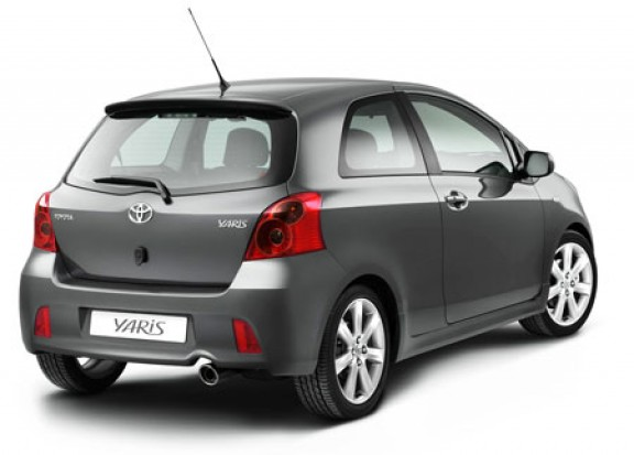 Top 5 Asian Mini Cars Toyota Yaris 2011 Compact Car Review