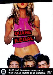 Baixar Filme Quase Ilegal (Dublado) Gratis q comedia 2003