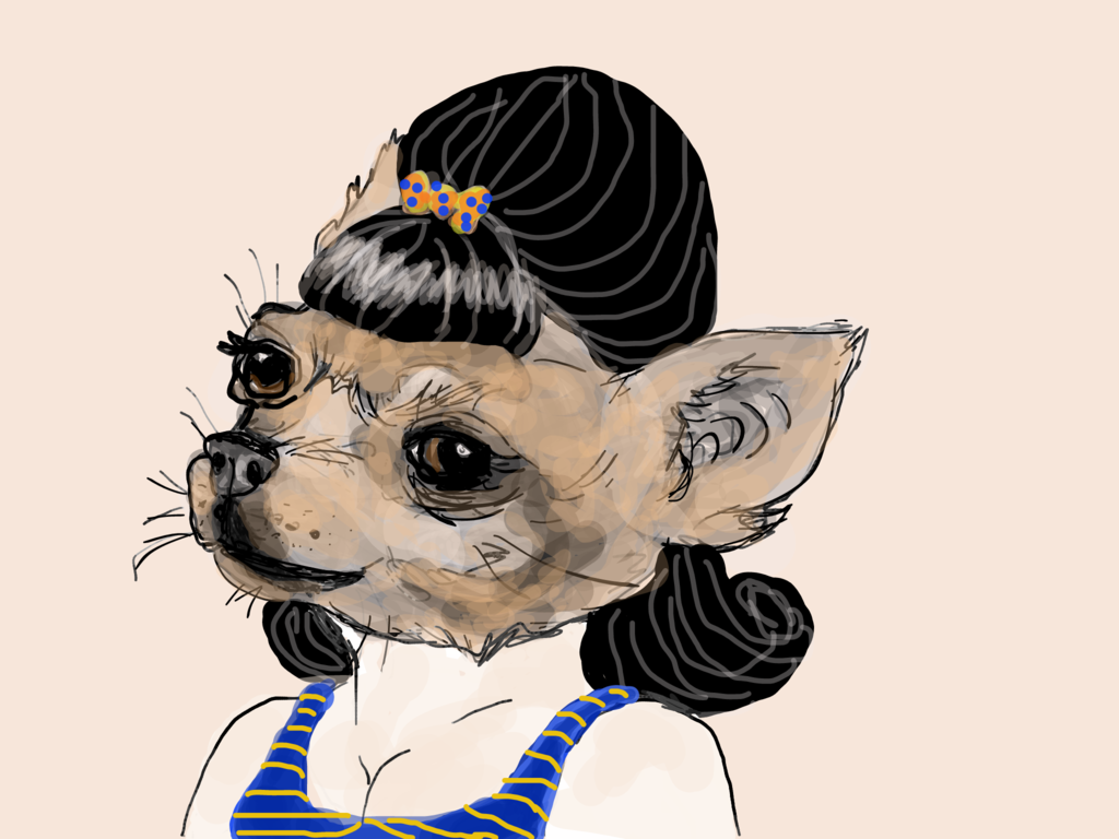 Chihuahua por Mari