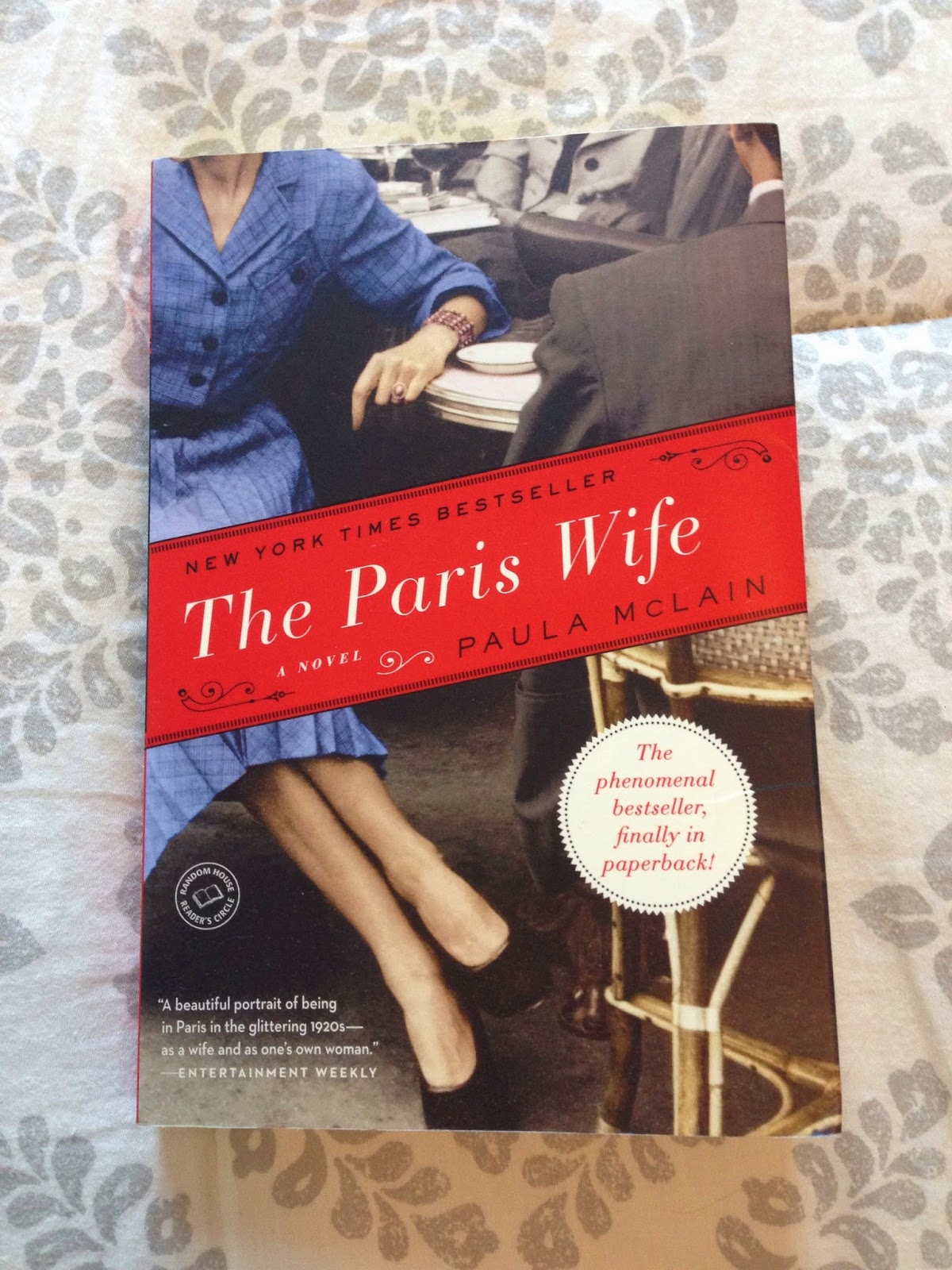 The Paris Wife book
