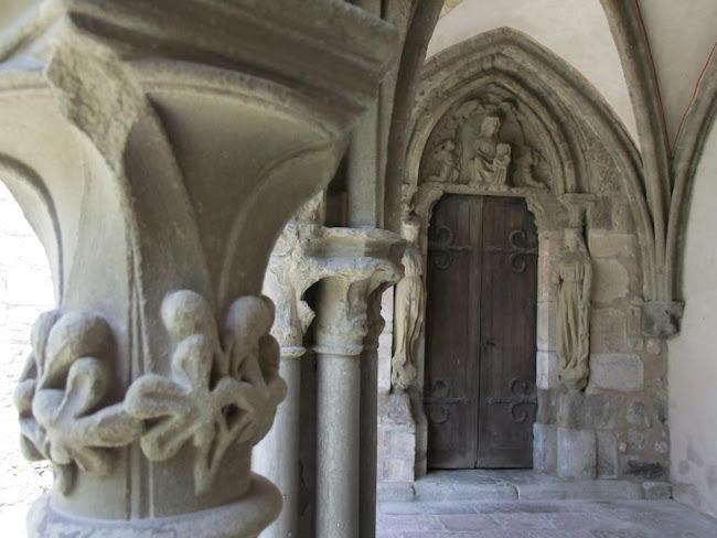 Visite du patrimoine