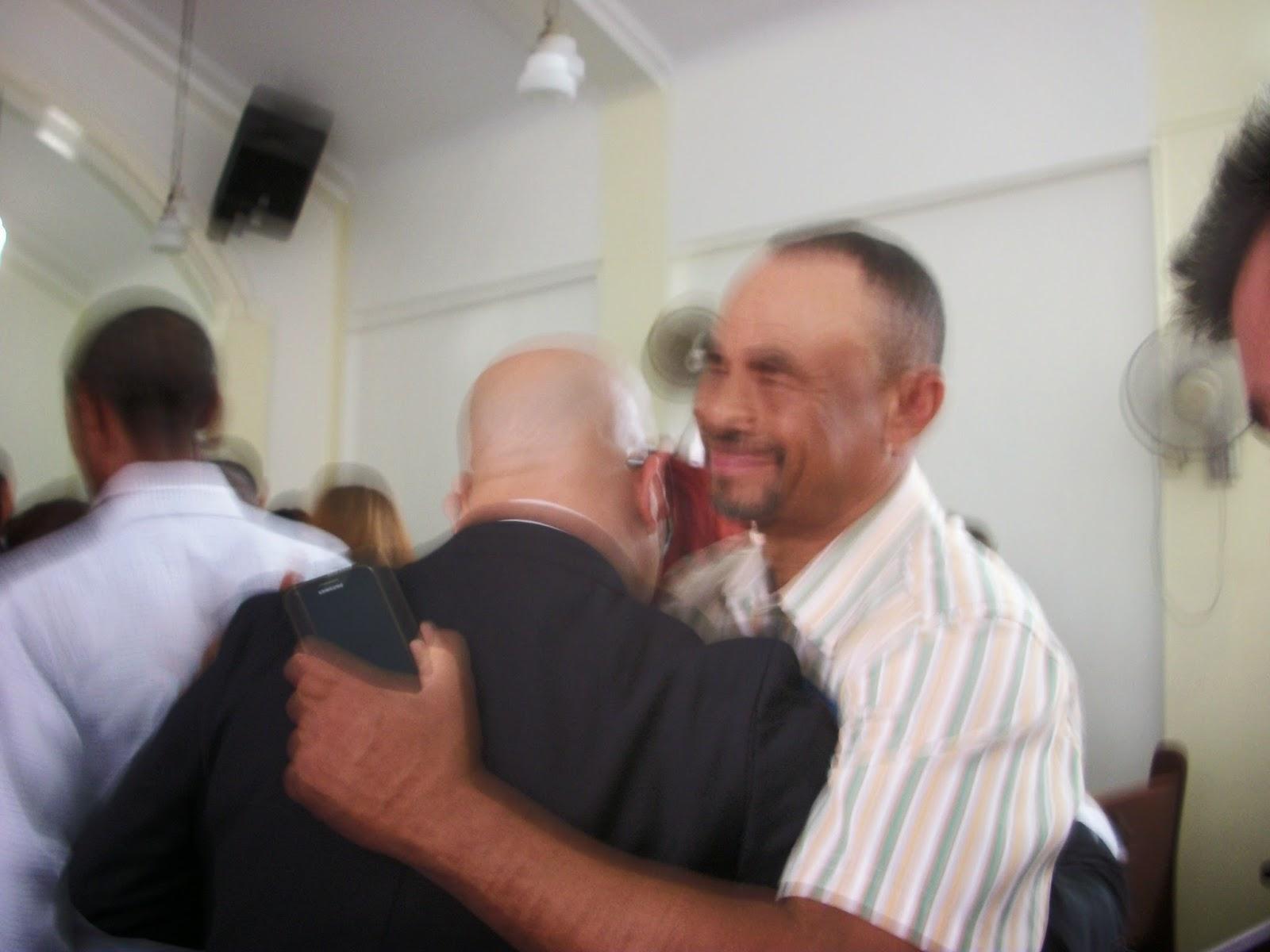 Ernesto reitera su gratitud por la solidaridad recibida ante el deceso de su padre Don Tuto Valdez