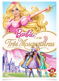6935202SZ Barbie e as Trs Mosqueteiras   DVDRip   Dublado