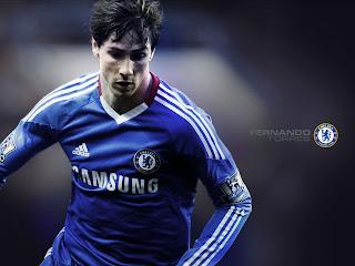Fernando Torres Chelsea Wallpaper 2011 4