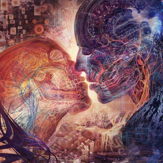 Meditación Conexión Llamas