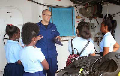 noaa core, noaa, outreach, education