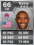 Marvell Wynne 66 - FIFA 13 Ultimate Team Card - FUT 13