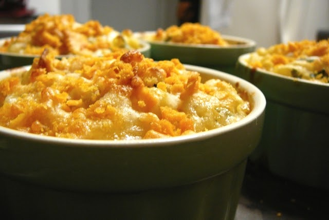 The Sweetness of Pie: Cheez-It Macaroni and Cheese
