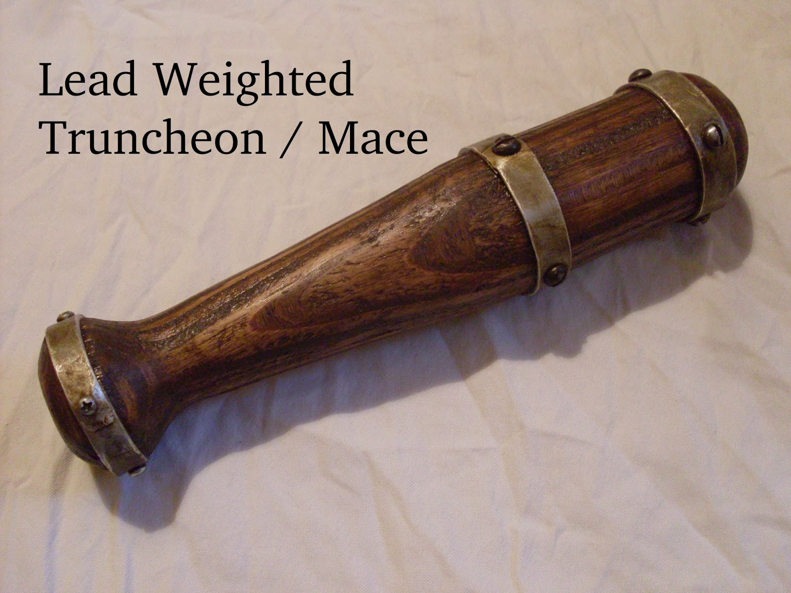 how to make a boffer mace