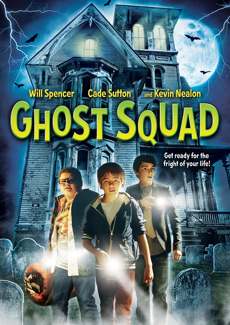Have a Family HALLOWEEN Movie Night With GHOST SQUAD From ...