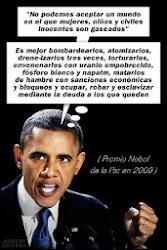 OBAMA: Nobel de la War