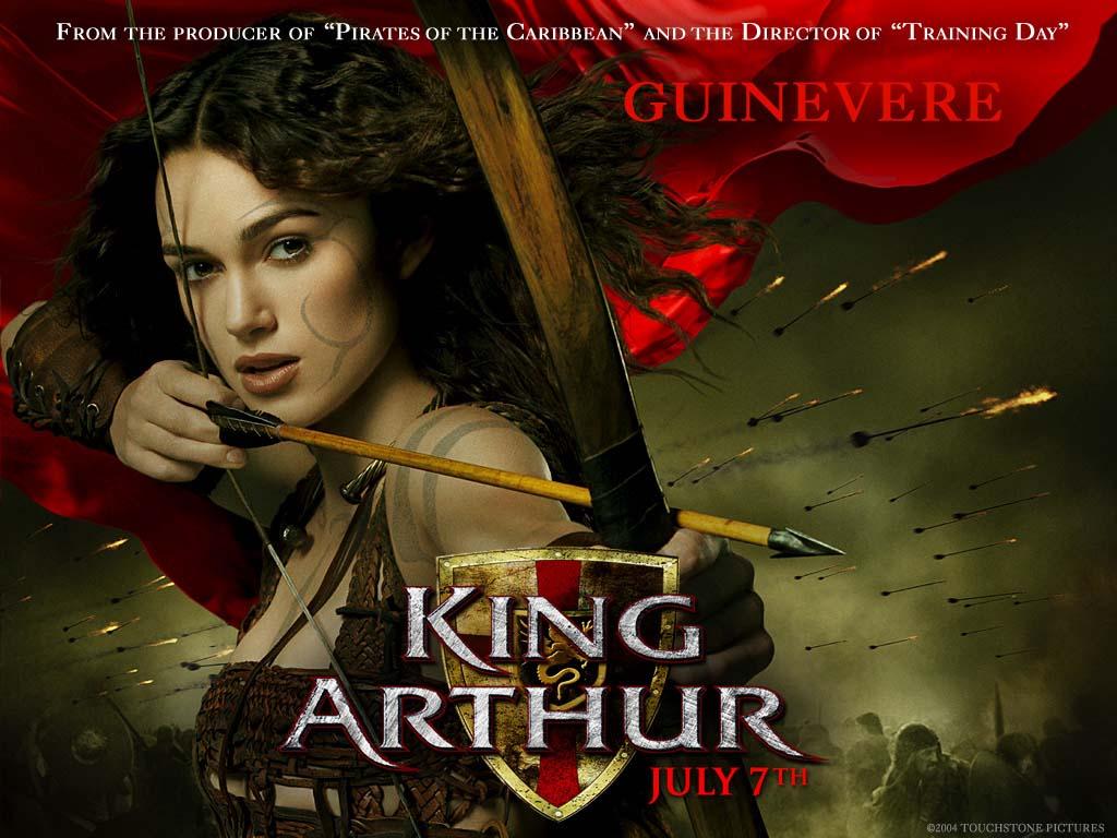 King Arthur  dir   King Arthur And Guinevere