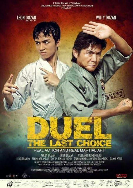 Film Duel: The Last Choice 2014 di Bioskop