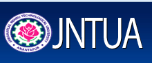 Jntu anantapur MBA 1st, 2nd sem Exam Fee notification, Time Table 2013
