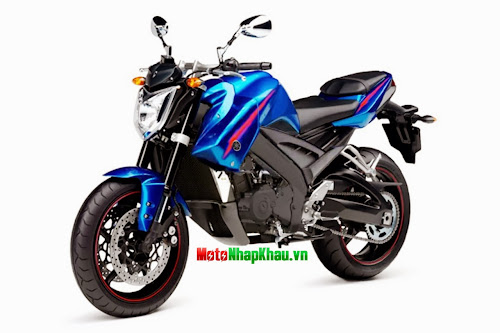 Yamaha V-ixion - làn gió mới cho thị trường môtô Việt 2014