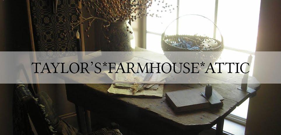taylors*farmhouse*attic
