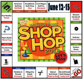 Wasatch Front Shop Hop 2013