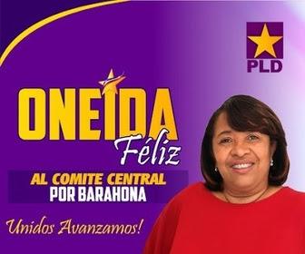 Oneida al cc PLD vota 2
