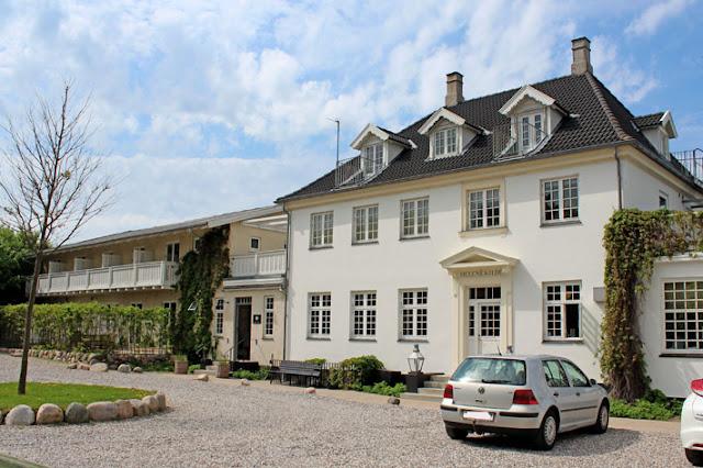 Amalie loves Denmark Helenekilde Badehotel