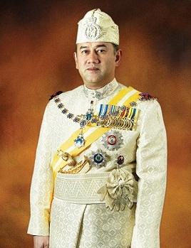 KDYMM Sultan Kelantan.