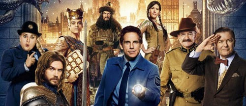 Night at the Museum Secret of the Tomb Movie Clips