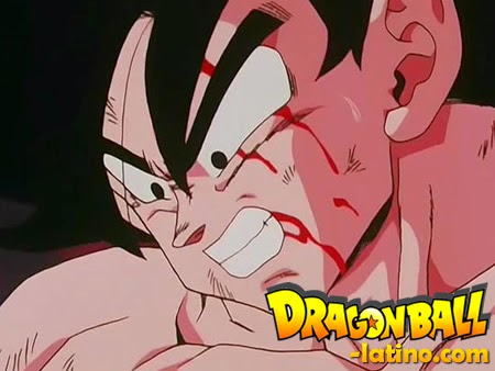 Dragon Ball Z capitulo 103