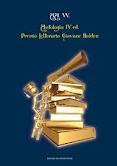 """Antologia IV ed Premio Letterario Giovane Holden"" (Giovane Holden edizioni) AA.VV"