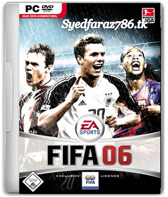 EA Fifa 2006 Game Free Download Full Version For PC