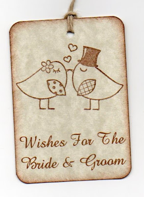 wedding wish tags