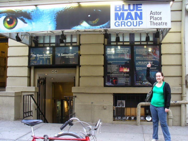 Upcoming blue man group at the fisher theatre detroit april 21 26 2015 - Blue man group box office ...