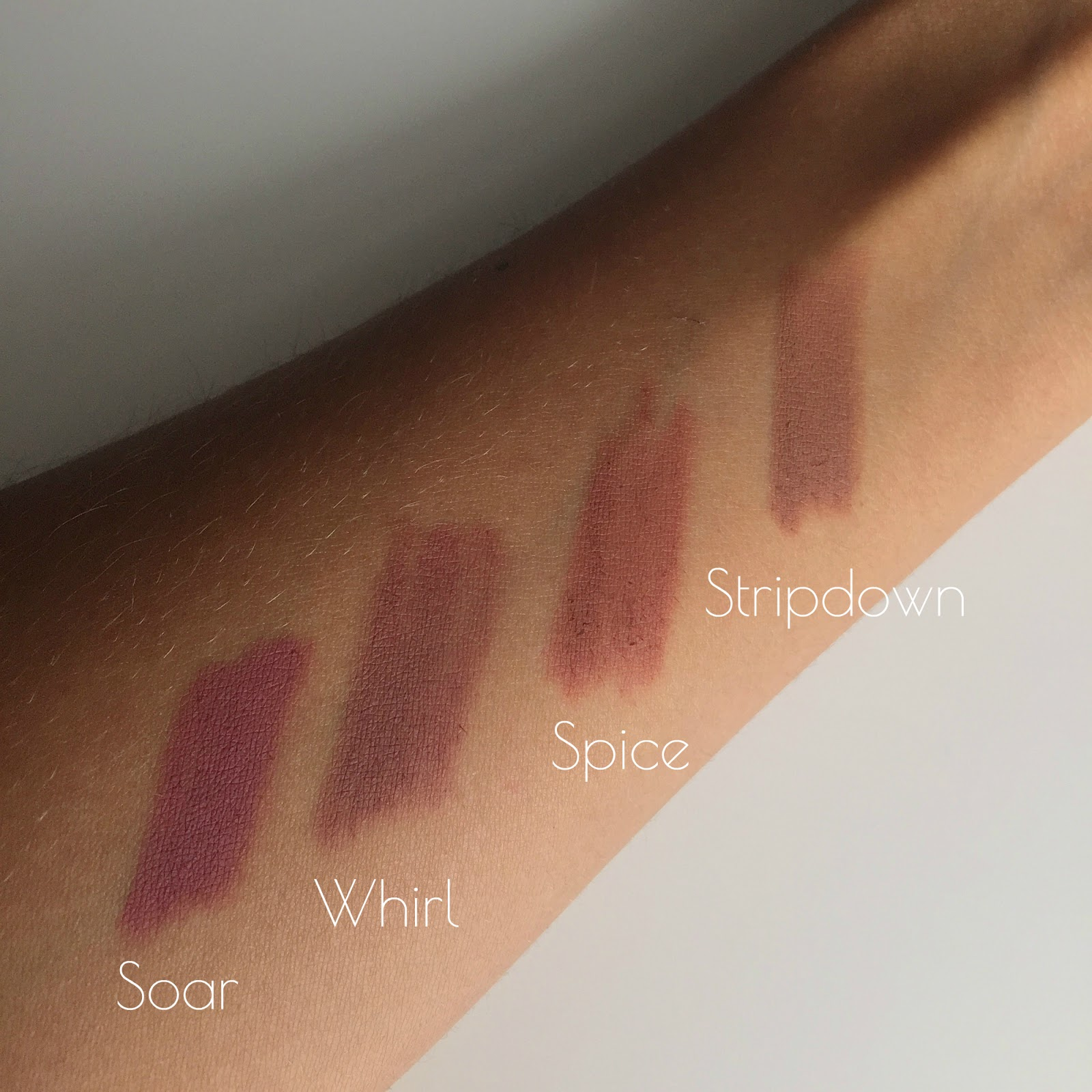 Super Favourite Mac lipliners | Courtney Jones ZJ09