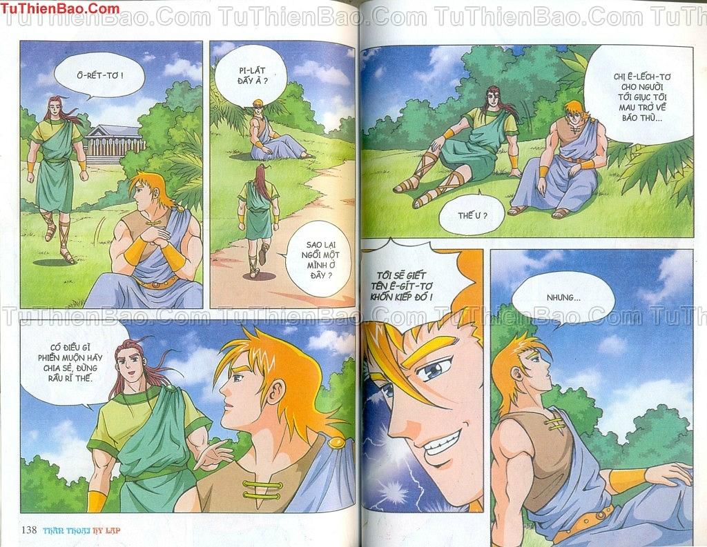 Thần thoại Hy Lạp Chapter 14 - Trang 68