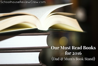 http://schoolhousereviewcrew.com/our-must-read-books-for-2016-dad-mums-book-stand/