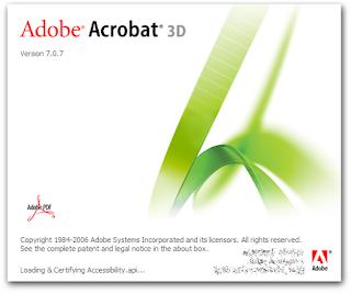 Visores 3D - ACROBAT 3D