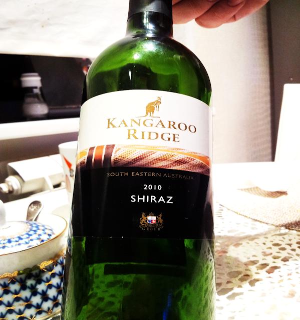 вино отзывы из метро австралийское вино шираз
