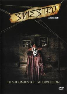 Amusement (Siniestro) (2008) Latino