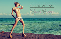 blonde bombshell kate upton hot perfect body beach bunny sexy bikini model photo shoot