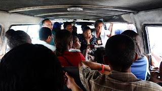 Taxi collectif (guagua)