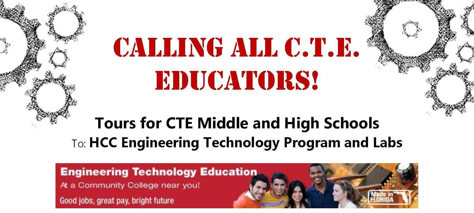 Calling ALL CTE Educators!