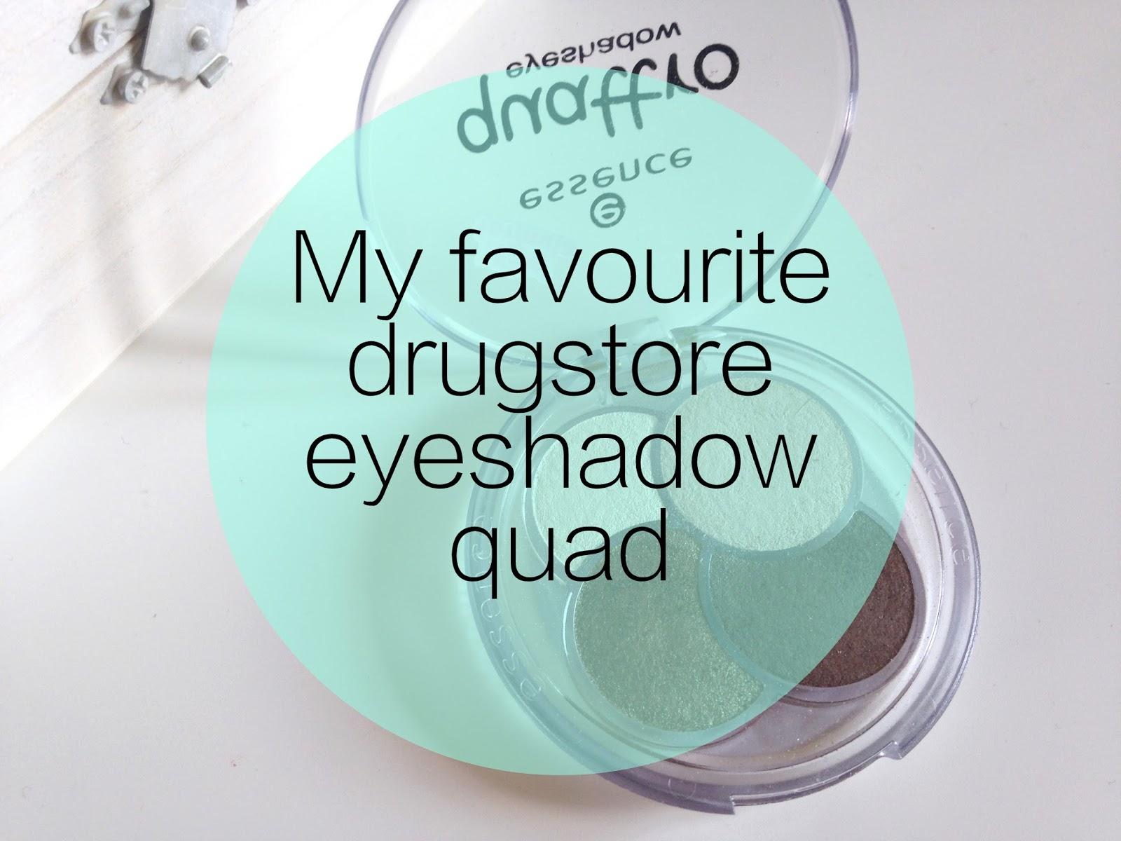 Essence To Die For Quattro Eyeshadow