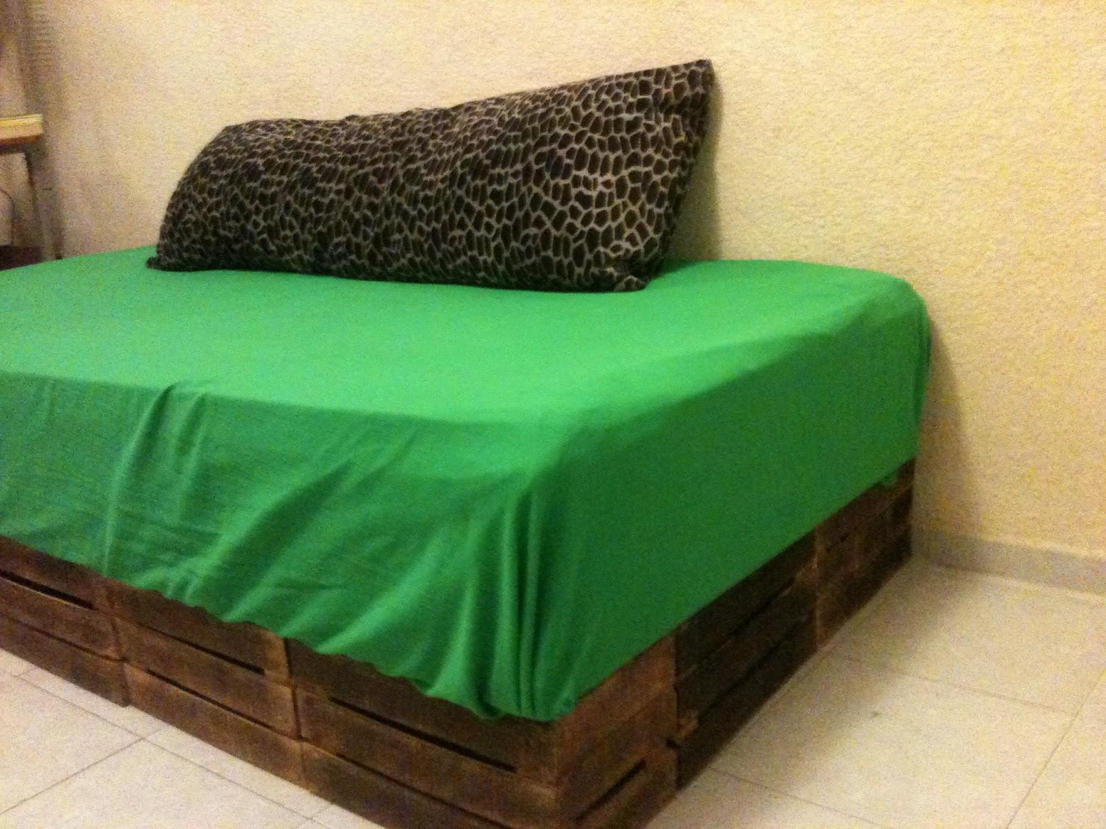 De tiliches chunches y otros triques huacama o sof cama - Como hacer un sofa cama ...