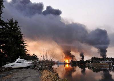 Japan Tsunami Photos