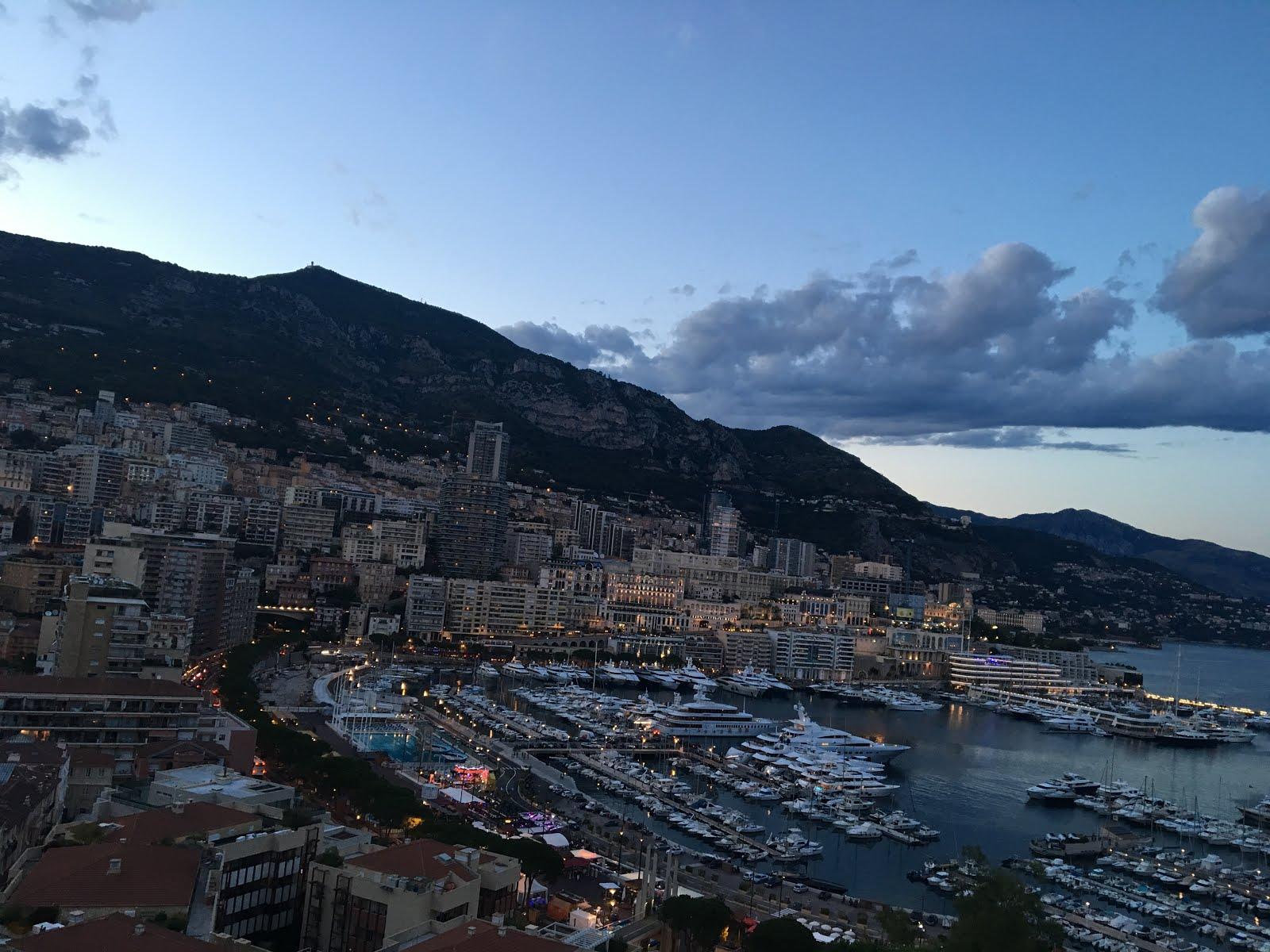 2 weeks in Monaco