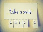 Take a smile...