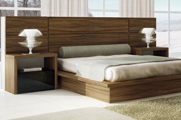 Aprenda a construir e reformar escolhendo uma cama de casal for Cama tipo japonesa
