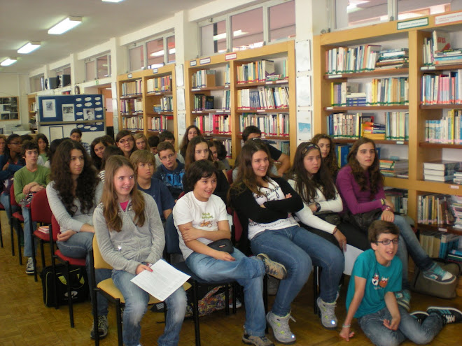 Escola Raul Proença - Caldas da Rainha - 3 de Maio de 2011