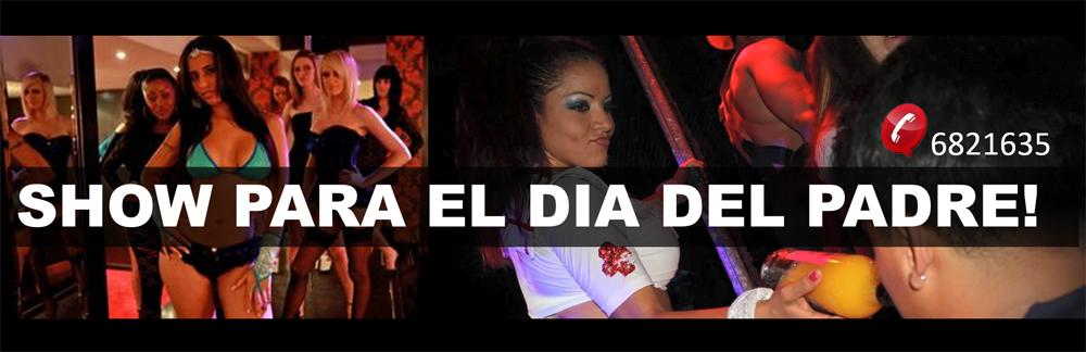 Bailarinas animadoras para el dia del padre en Lima 2015 los shows mas sexis y artisticos