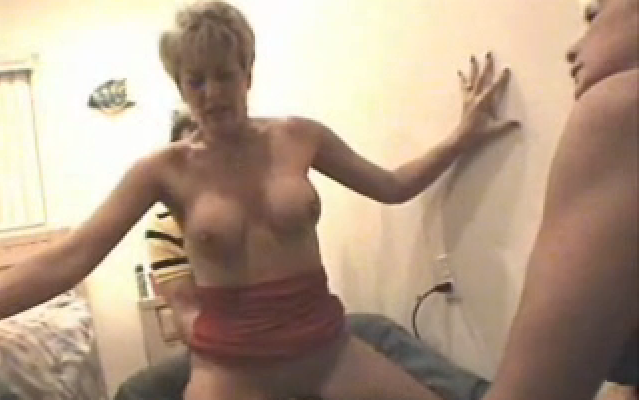 woman riding the sybian