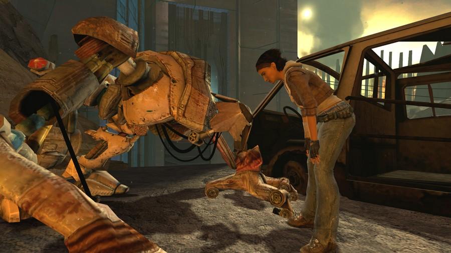 смертельная битва - это мини игра для халф - лайф 2, которая имеет единственный стиль: убей или захвати точку